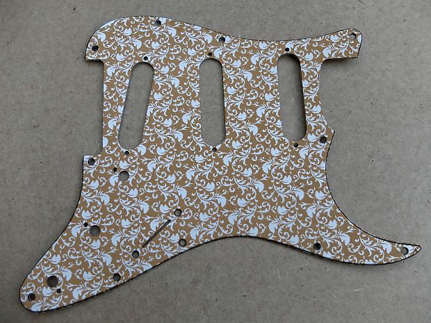 Image Is Loading Genuine Fender 2 034 Jacquard Strap Silver Vine