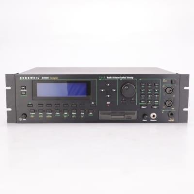 Kurzweil K2500RS Rackmount Digital Sampling Sound Module