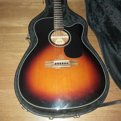 Blueridge BR-343 Contemporary Series Gospel 000 Guitar Sunburst for sale