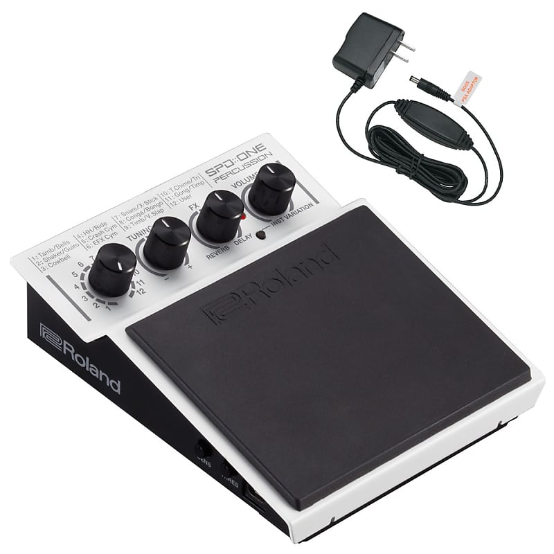 roland spd one percussion digital percussion pad power kit reverb. Black Bedroom Furniture Sets. Home Design Ideas