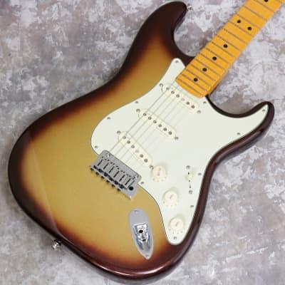 Fender USA American Ultra Stratocaster Mocha Burst