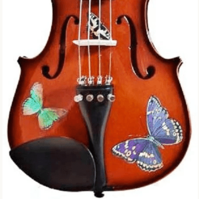 Butterfly Dream Violin Outfit - 3/4
