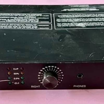 BGW Pro Model 150 Rack Mount Black for sale