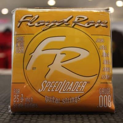 Floyd Rose SpeedLoader Strings Gauge 008/038 for sale