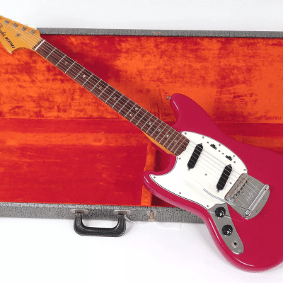 Fender Mustang Left-Handed (1965 - 1969)