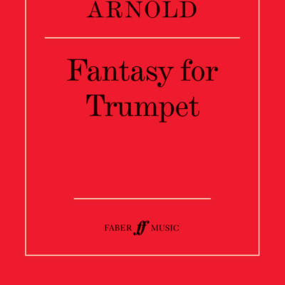 Arnold   Fantasy For Trumpet