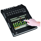 Mackie DL1608 iPad-based Digital Mixer with 16 Onyx Preamps, 24-bit AD/DA Converters, iPad Plug-in image