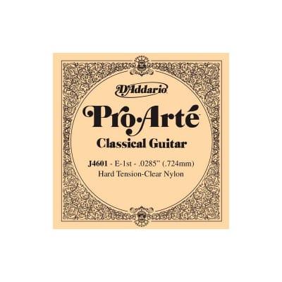 D´Addario ProArte J4601 E Single Classical Guitar String
