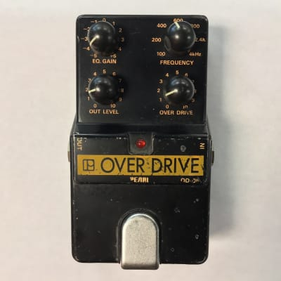 Pearl OD-05 Overdrive Pedal for sale
