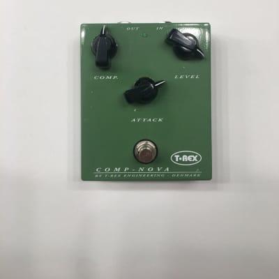 T-Rex Engineering Comp Nova Compressor Rare Guitar Effect Pedal