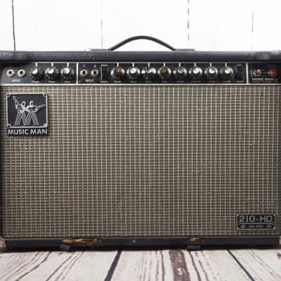"Music Man 210-HD One Fifty 2-Channel 150-Watt 2x10"" Guitar Combo 1980 - 1984"
