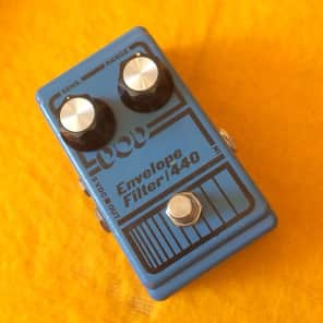 Original DOD 440 envelope filter 1979 original vintage analog radiohead Johnny greenwood for sale