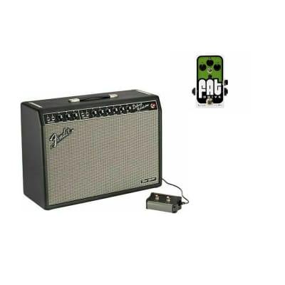Fender Tone Master Deluxe Reverb Amp -Electric Guitar Amplifier -w/ FAT Drive Pedal & Free Shipping! for sale