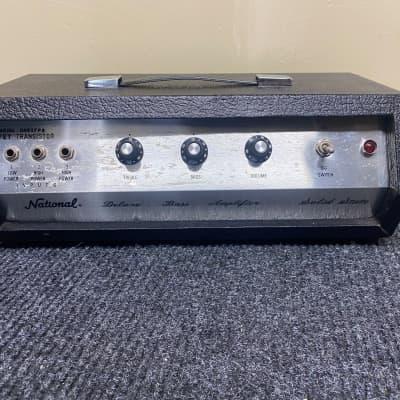 National GA927PB 70s MIJ Bass Amp Vintage Japan for sale
