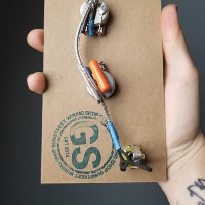 Gunstreet Wiring Shop - 51 Style - P B Wiring Harness Kit | Reverb on
