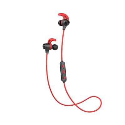 Edifier W280BT Stereo Bluetooth v4.1 Headphones Sweatproof Earphones - Red