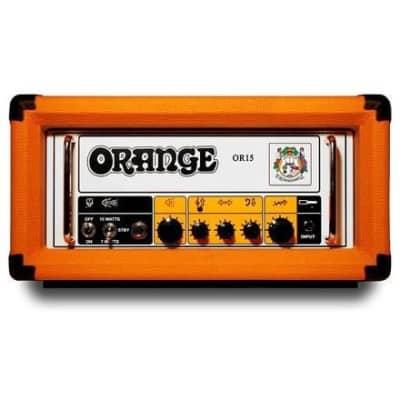 Orange OR15H Single Channel 15W Head, Orange for sale