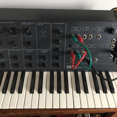 Vintage Korg MS-10 Analog Synthesizer