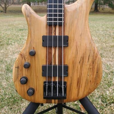 RG Custom Basses Pathos 4 2016 Natural for sale