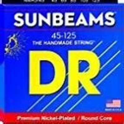 DR Strings Bass Sunbeams 45-125