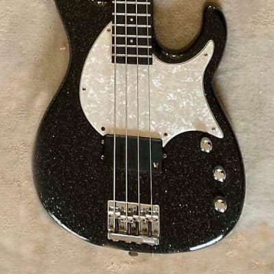 Modulus  Flea Bass 1997 Black Sparkle for sale