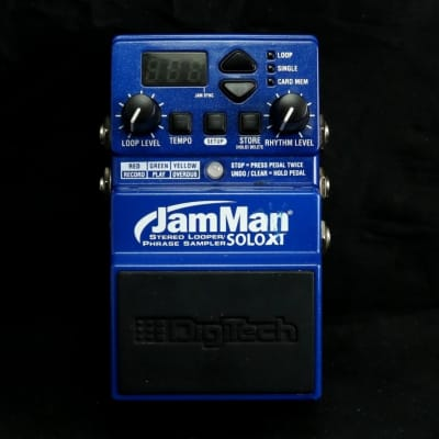 USED DigiTech Jam Man Solo (688) for sale