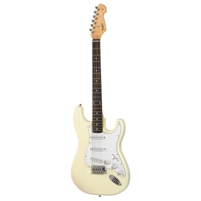 Tokai AST-52-VWH 'Traditional Series' ST-Style Electric Guitar with Gig Bag