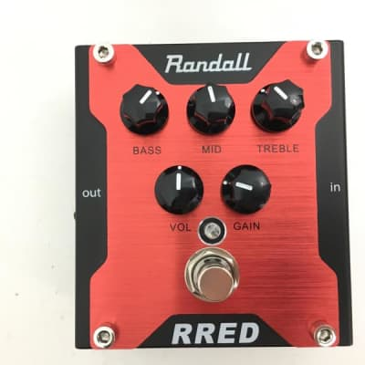 Used Randall RRED Classic Distortion for sale