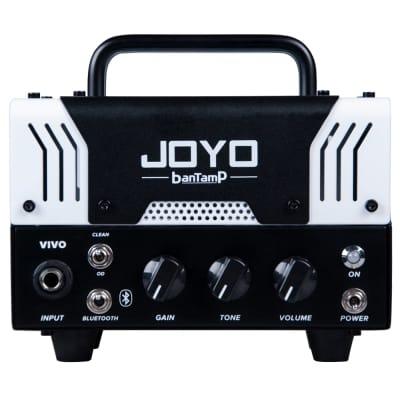 Joyo Bantamp Vivo Mini 20 Watt Hybrid Tube Bluetooth Amplifier for sale