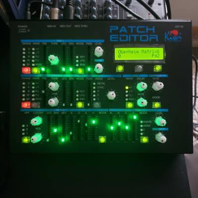 KiwiTechnics Patch Editor Synth Programmer (Like NEW)