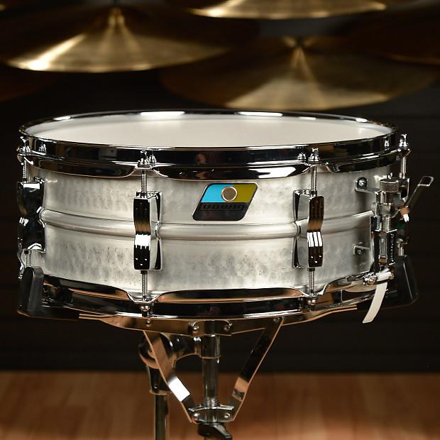 ludwig 5x14 hammered acrolite snare drum reverb. Black Bedroom Furniture Sets. Home Design Ideas