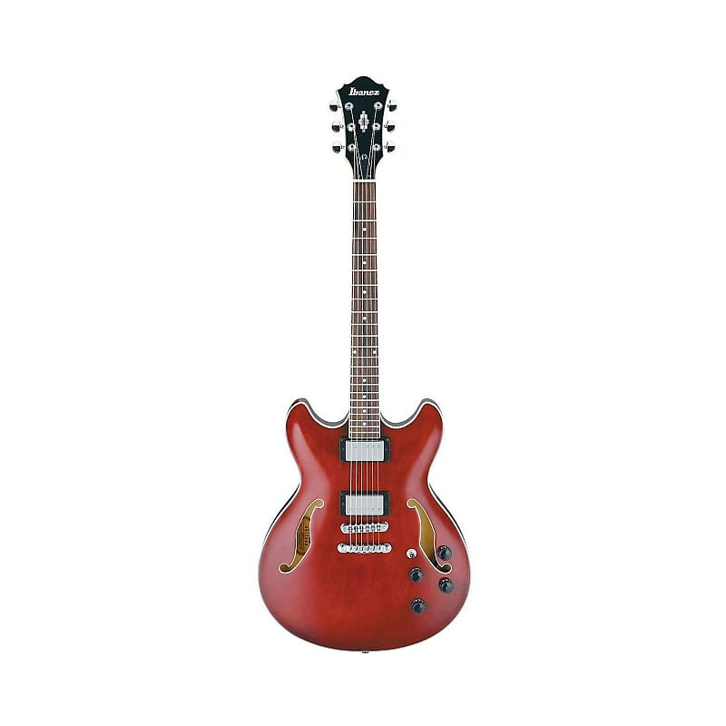 ibanez as73 semi hollow body electric guitar in transparent reverb. Black Bedroom Furniture Sets. Home Design Ideas