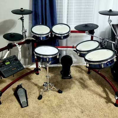 Roland VDrums TD-10 with TDW-1 Expansion Card and FREE Roland Memory Card Included