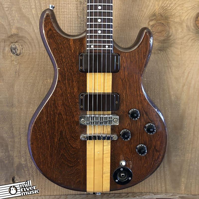 Ibanez Musician MC200 Vintage MIJ Electric Guitar Dark Stain 1978 Japan