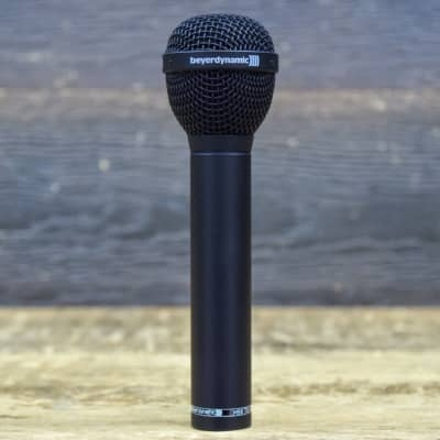 Beyerdynamic M 88 TG Moving Coil Hypercardioid Dynamic All Purpose Microphone