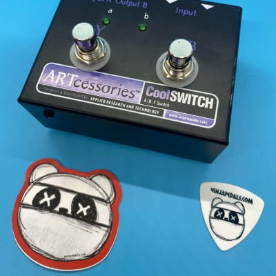 ART CoolSwitch A/B-Y Switching Pedal   Fast Shipping!