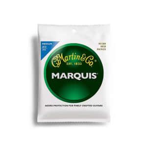 Martin M-1200 Marquis 80/20 Bronze Medium Acoustic Strings