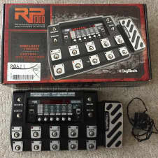 DigiTech RP1000 Multi-Effect Switching System 2009 Black