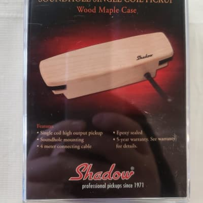 Shadow SH-330 Single Coil Soundhold Pickup for sale