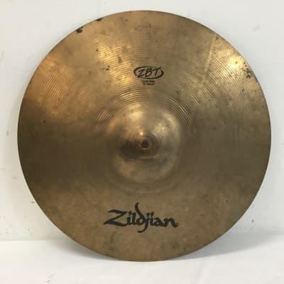 "Zildjian 18"" ZBT Crash Ride Cymbal 1998 - 2004"