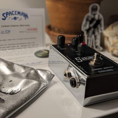 Spaceman Rare! #10 of 11. Saturn VI Harmonic Booster Chrome 2010s Chrome