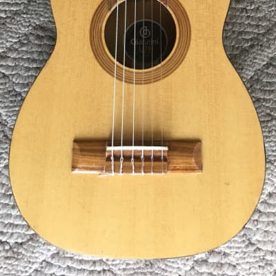 Giannini MPB 1960's?? Vintage Brazil made travel or child classical guitar for sale