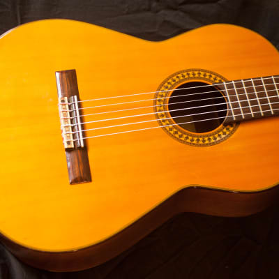 Conn C-11 1974 With Custom Bone Nut, Intonated Bone Saddle, Recent Fretjob With Case for sale