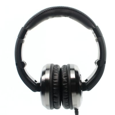 CAD Audio MH510CR Closed-back Studio Headphones - Chrome - Two Cables, Two Sets Earpads