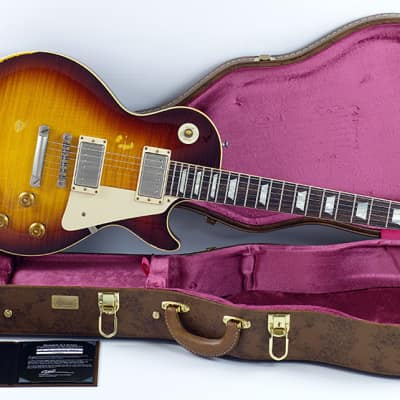 Gibson Gibson 1959 Les Paul Reissue Heavy Aged for sale