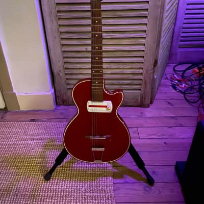 KLira Klira Solibody 1960 Candy Apple Red 1960 Candy Apple Red for sale