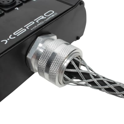 XSPRO 8 Channel 30' Pro Drop Extension XLR Snake Cable 8x30