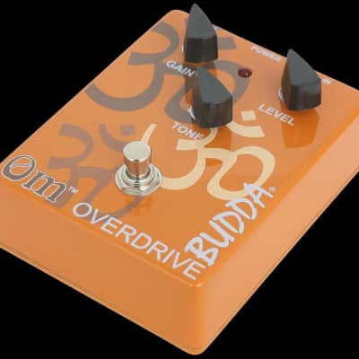 Budda Boutique Effects Pedals OM Mantra Overdrive Guitar Pedal for sale