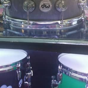 "DW DRC5514SVC 5.5x14"" Collector's Series Concrete Snare Drum"