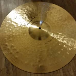 "Paiste 22"" Signature Dry Heavy Ride Cymbal"